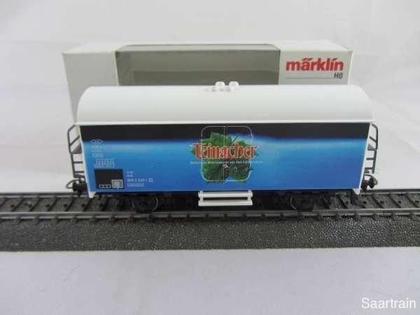 Märklin 4420 Kühlwagen Teinacher Mineralwasser Neu und mit Originalverpackung