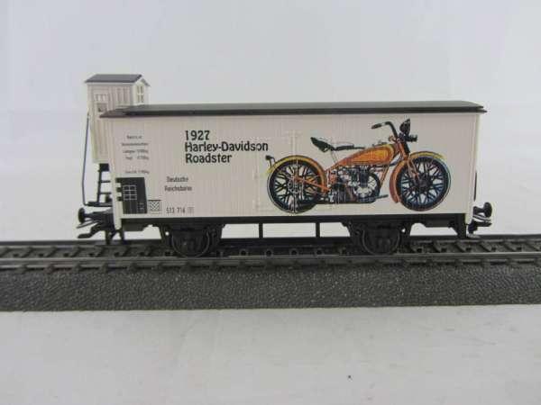 """Basis 4680 G10 mit Bremserhaus """"Harley-Davidson"""" Nostalgie-Serie, Sondermodell, neuwertig mit OVP"""