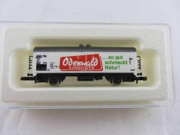 Märklin 8600 Kühlwagen Sondermodell Odenwald Konserven mit Originalverpackung