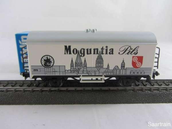 Märklin Basis 4415 Bierwagen Moguntia Pils Sondermodell Neu und mit OVP