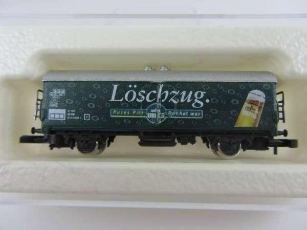 8600 Bierwagen Sondermodell Karlsberg Ur Pils Löschzug mit Originalverpackung