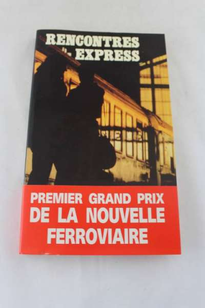 "Eisenbahnbuch ""Rencontres Express"""