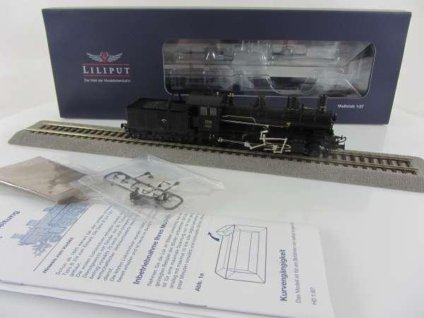 Liliput L131950 Dampflok B 3/4 1359 der SBB, neuwertig und mit OVP