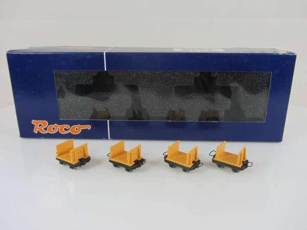 Roco 34611 Grubenlohren-Set HOe, Neu-Zustand mit OVP