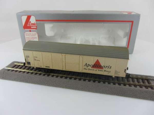 Lima 303532K Kühlwagen Apollinaris, gealtert, guter Zustand, mit Verpackung