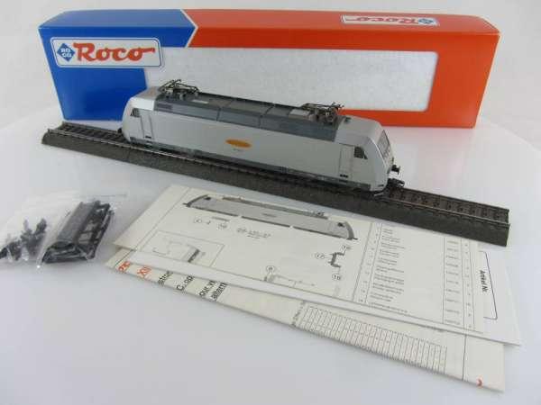 Roco 69720 Br 101 130 3 Metropolitan Wechselstromausführung, defekt für Bastler