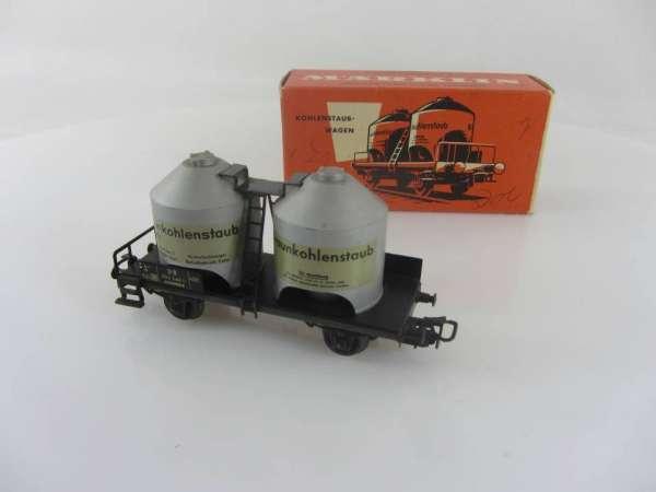 Märklin 4511 Braunkohlenstaubwagen der DB (III) guter Zustand mit OVP