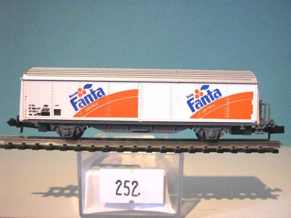 Baur 252 SBB Wagen Trink Fanta