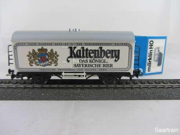 Basis 4415 Bierwagen Kaltenberg Bier weiss Sondermodell Neuwertig m. Verpackung