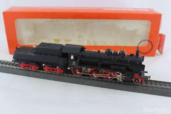 Primex 3010 Dampflok Br 38 der DB mit Wannentender, gebraucht mit OVP