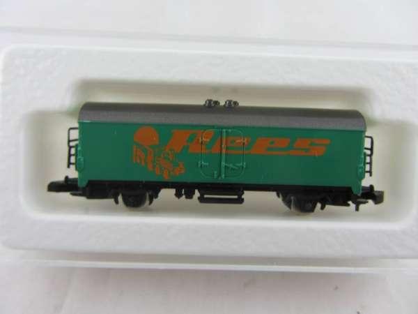 Märklin 8600 Kühlwagen Sondermodell REES sehr gut mit Verpackung