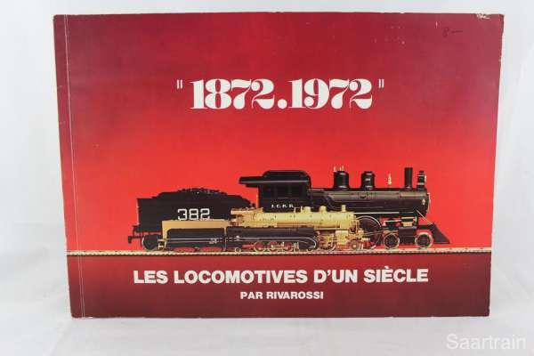 "Eisenbahnbuch ""Rivarossi Katalog 1972/73"""