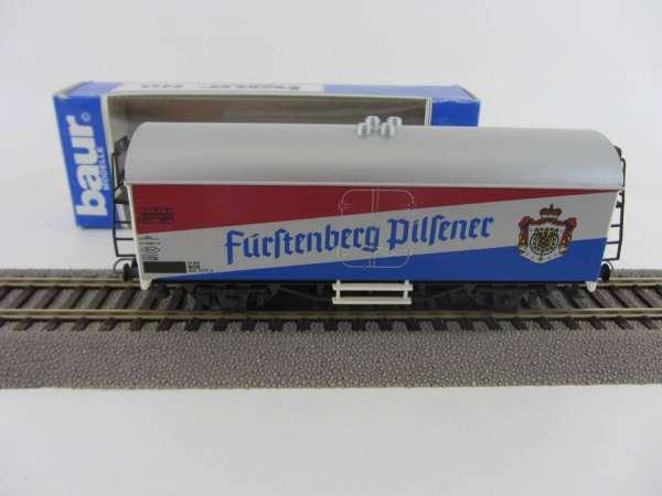 Baur Nr. 108 S HO Bierwagen Fürstenberg silberngrundig, sehr gut mit Originalverpackung