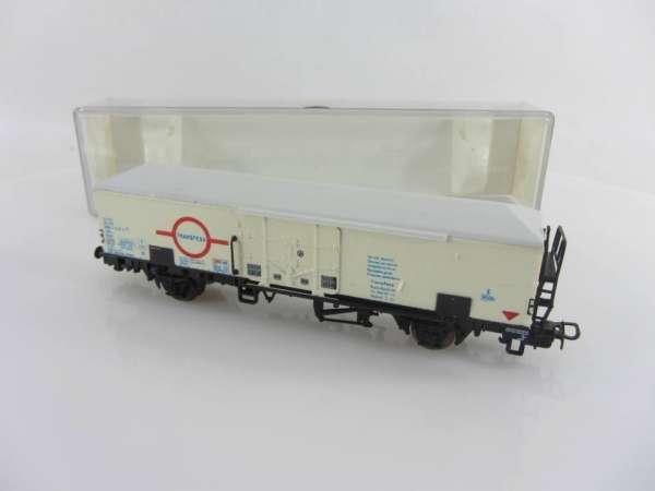Electrotren 1470 Kühlwagen Transfesa der FS in weiss, mit OVP
