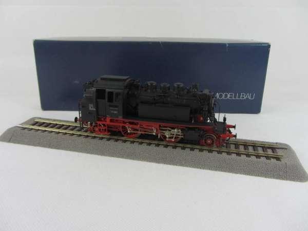 Weinert Dampflokomotive Br 71 001 der DR in schwarz, Handarbeitsmodell