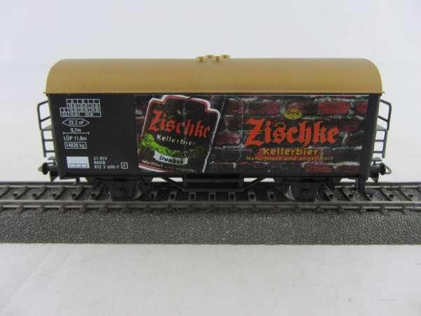 Basis 4415 Bierwagen Ziscke Kellerbier dunkel Sondermodell mit Verpackung
