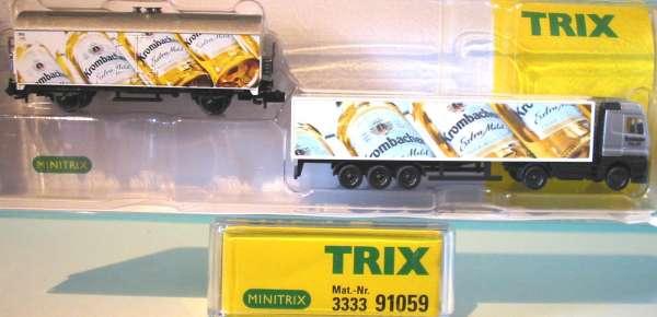 Trix 91059 Krombacher Extra Mild