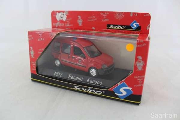 1:43 Solido 4812 Renault Kangoo Feuerwehr