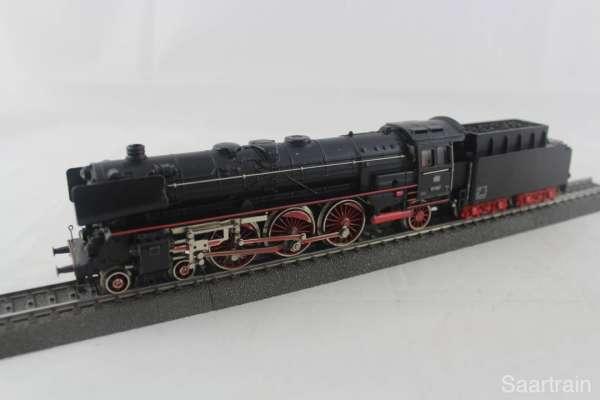 Märklin 3048 Dampflok Br 01 097 der DB in schwarz mit Rauchsatz, ohne Verpackung