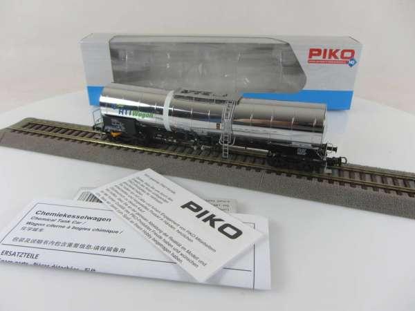 """PIKO 58950 Kesselwagen """"RTI"""" neuwertig mit Verpackung"""