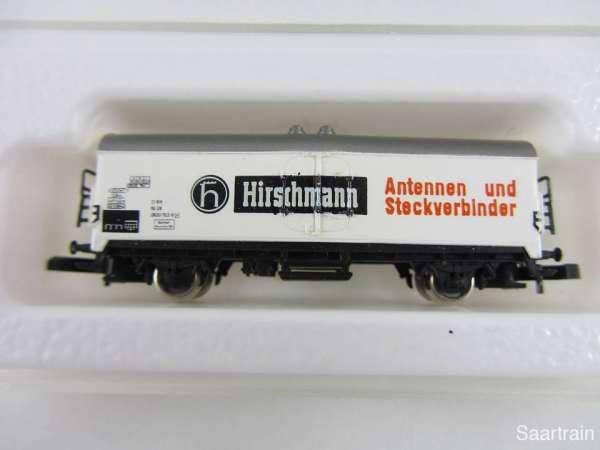 Märklin 8600 Kühlwagen Sondermodell Hirschmann guter Zustand mit Box