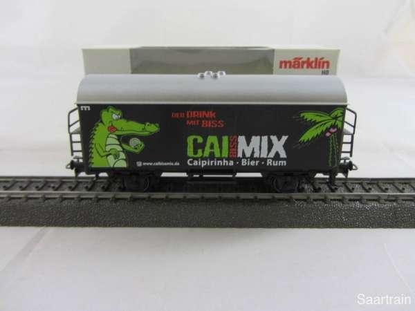 Märklin 94180 Bierwagen CAI BISS MIX Neu und mit Originalverpackung