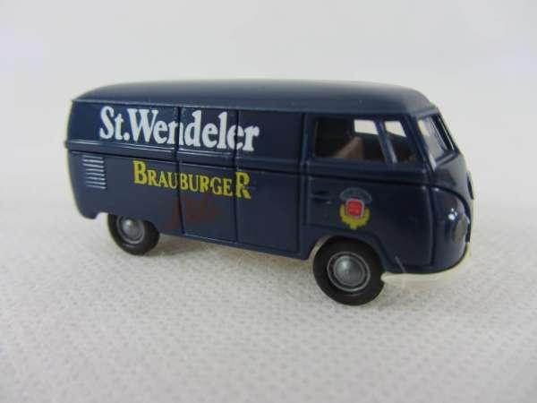 Brekina 1:87 VW T1 St.Wendeler Brauburger Pils