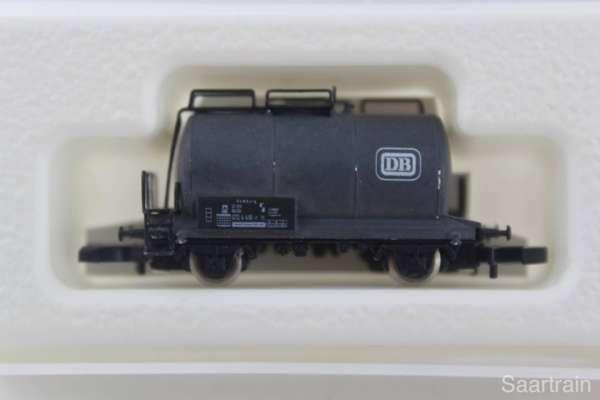 8612 Kesselwagen 2 achsig grau der DB (Fa. Schmidt) mit Verpackung