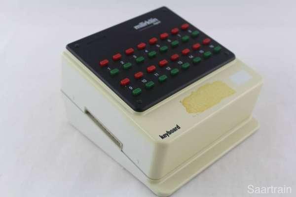 Märklin 6040 Digital Keybord gebraucht, ohne Originalverpackung