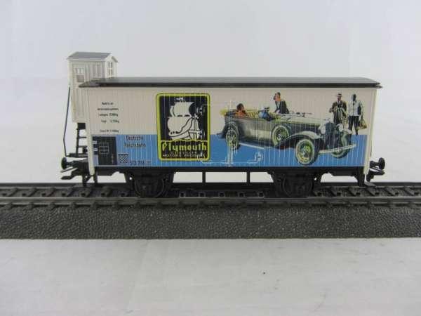 """Basis 4680 G10 mit Bremserhaus """"Plymouth"""" Nostalgie-Serie, Sondermodell, neuwertig mit Verpackung"""