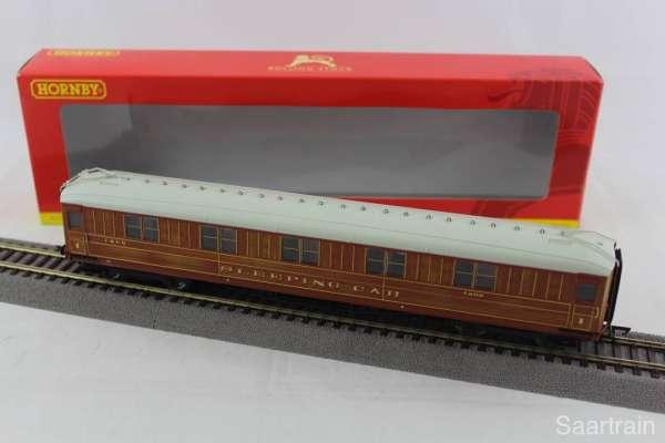 Hornby R 4174 Personenwagen LNER 61 ft 6 in Corridor 1.Klasse Schlafwagen 1208