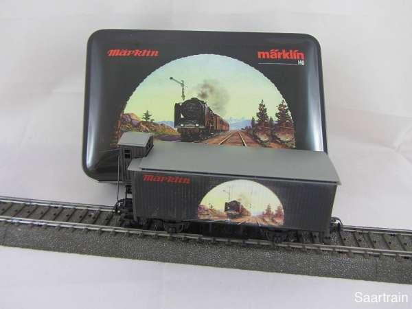 Märklin 48211 G10 zum Modellbahn Treff Göppingen 2011 mit Blechdose OVP