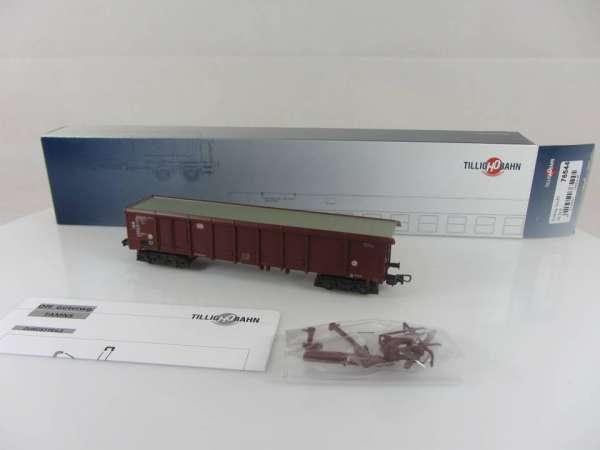 Tillig 76544 Rolldachwagen der DB, neuwertig mit Verpackung