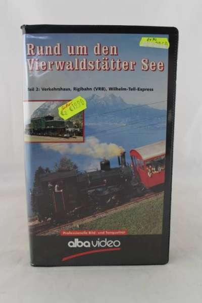 Eisenbahn Video, Rund um den Vierwaldstätter See, Teil 2, Alba-Video