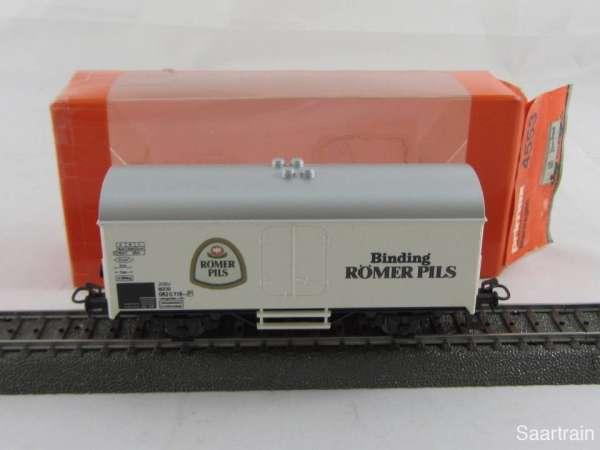 Primex 4597 Bierwagen Binding Römer Pils mit Originalkarton gebraucht