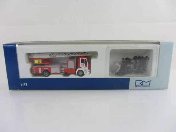 Rietze 1:87 68501 IVECO DLK 32 Feuerwehr neu mit OVP