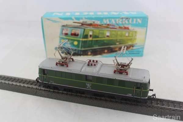 Märklin 3036 Baureihe Br 1141 der ÖBB in grün, gebraucht mit Originalkarton