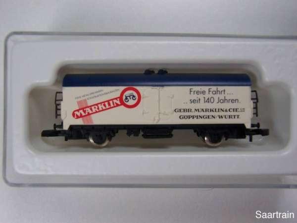 Märklin 8600 Kühlwagen Sondermodell 140 Jahre Märklin aus Start Set mit Box