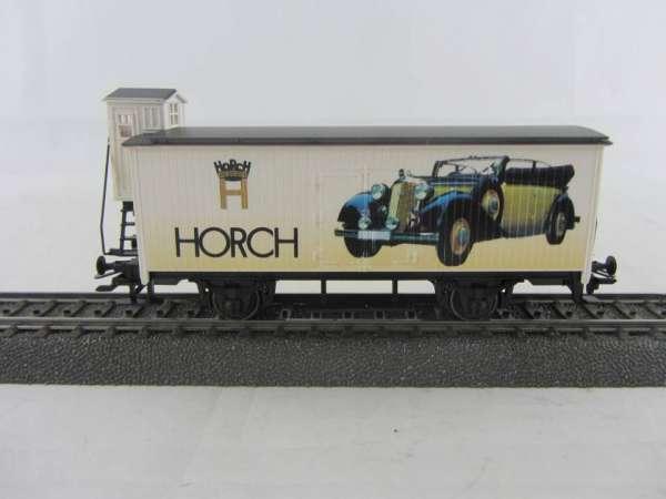 """Basis 4680 G10 mit Bremserhaus """"Horch"""" Nostalgie-Serie, Sondermodell, neuwertig mit Verpackung"""