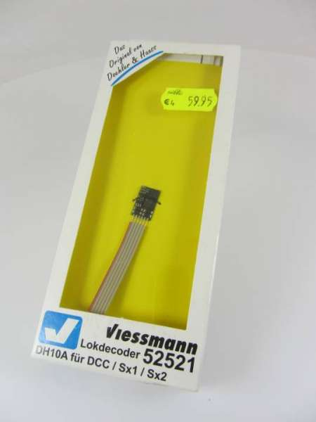 Viessmann 52521 Lokdecoder neu und originalverpackt