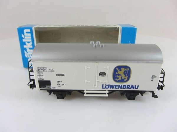 Basis 4415 Bierwagen Löwenbräu München, Sondermodell mit OVP