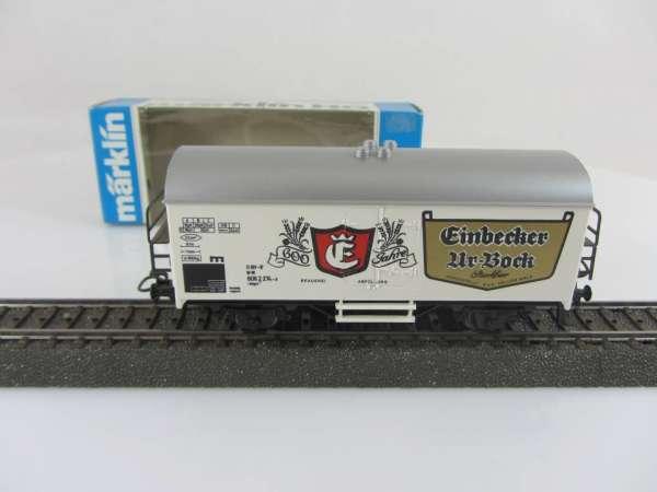 Märklin Basis 4415 Bierwagen Einbecker Ur-Bock Sondermodell, mit Verpackung