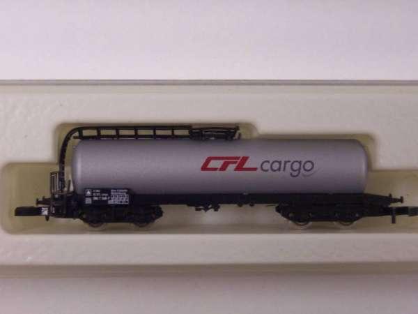 8626 Kesselwagen 4 achsig Sondermodell CFL Cargo Luxenburg silbern mit OVP