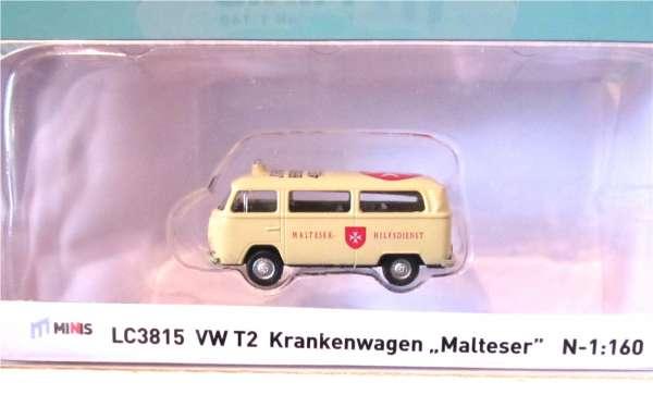 LC 3815 VW T2 Krankenwagen Malteser Hilfsdienst