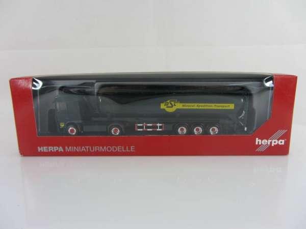 HERPA 155755 1:87 DAF XF 105 SC Silozug MSC neu mit OVP