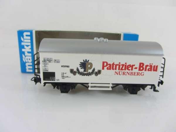Basis 4415 Bierwagen Patrizier Bräu Nürnberg, neuwertig mit Verpackung