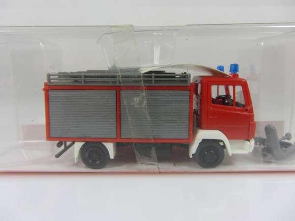 ROSKOPF 461 HO 1:87 MB-814 TLF Ziegler Feuerwehr, neu und mit OVP