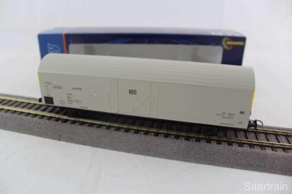 Mehano 54775 2-achsiger Kühlwagen der DB Interfrigo, neuwertiger Zustand mit OVP