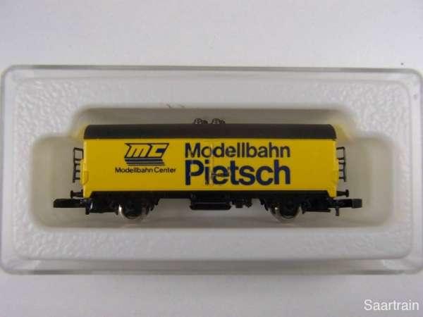 Märklin 8600 Kühlwagen Sondermodell MC Modellbahn Pietsch neuwertig mit Box