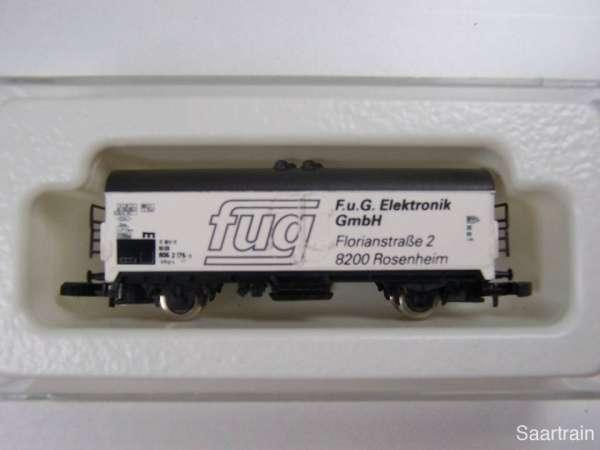Märklin 8600 Kühlwagen Sondermodell FUG Ektronik mit Originalverpackung